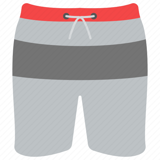 boxer pants, casual pants, shorts, swimming shorts, water outfit icon