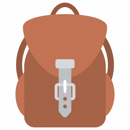 backpack, easy carriage, luggage, rucksack., sack bag icon