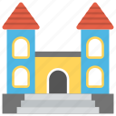 ancient building, famous building, landmark, memorial spot, monument icon