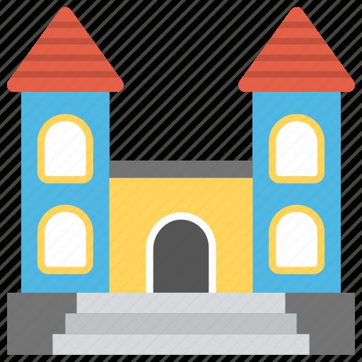 ancient building, famous building, landmark, memorial spot, monument icon