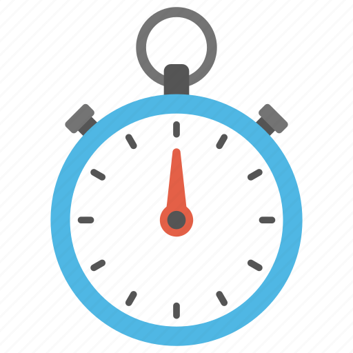chronometer, clock., countdown, stopwatch, timepiece icon