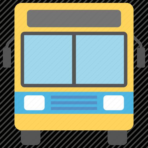 coach, local trip, road travel, transportation, travel bus icon