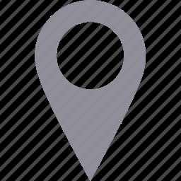 index, map, navigate, pointer icon