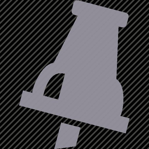 marker, pin, pointer, stickpin icon