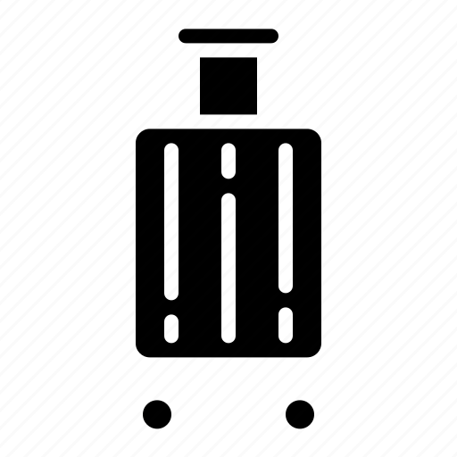 Bag, baggage, case, luggage, suitcase icon - Download on Iconfinder