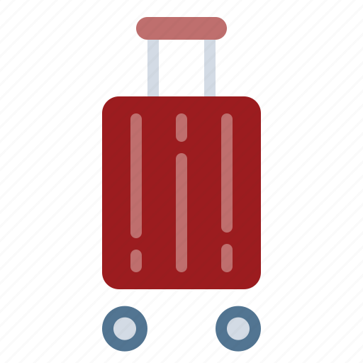 bag, baggage, case, luggage, suitcase icon