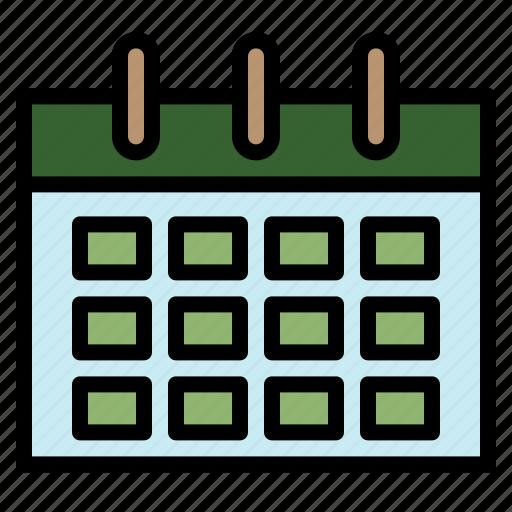 calendar, date, plan, schedule icon