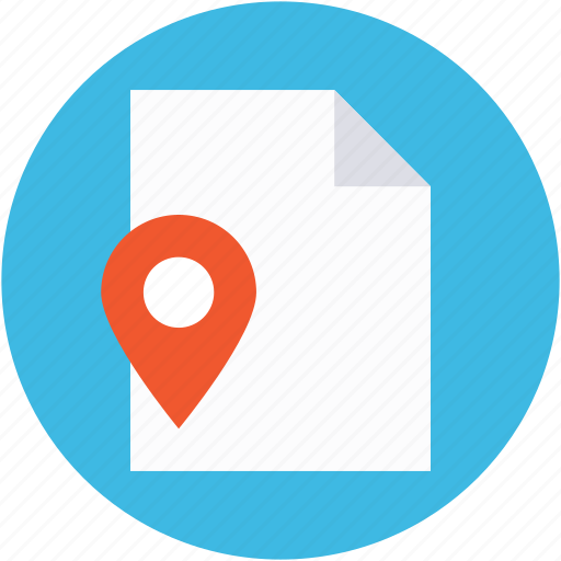 map, map location, map pin, navigation, placeholder icon