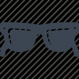 glasses, shades, sunglasses icon