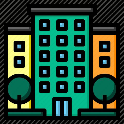 Condo, hotel, travel icon - Download on Iconfinder