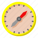 compass, gps, location, map, travel icon