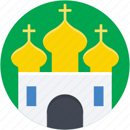 catholic, chapel, christian building, church, religious place icon