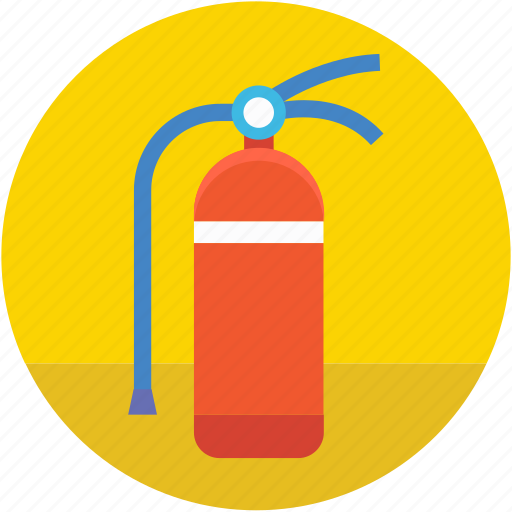 emergency, extinguisher, extinguisher security, fire extinguisher, fire safety icon