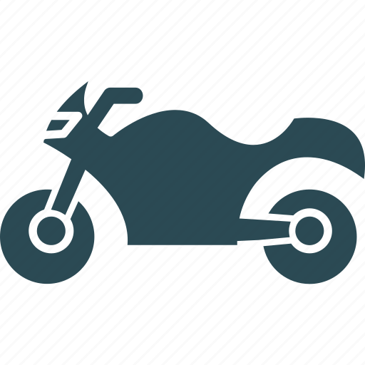 heavy bike, motor bike, motorcycle, speed motorbike icon