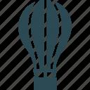 air balloon, air travel, hot air balloon, parachute balloon icon