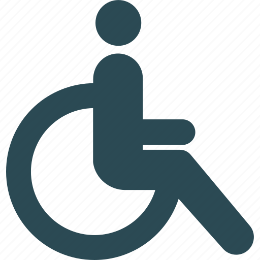 disability, disabled, disabled parking, handicap icon