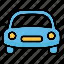 cab, cab van, taxi, taxi van icon