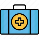 first aid, first aid box, first aid kit, medical aid icon