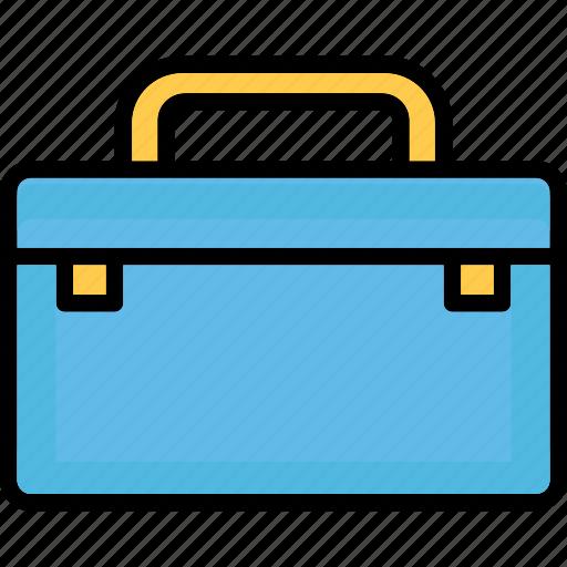 bag, briefcase, business bag, portfolio icon