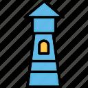 beacon, beacon light, lighthouse, plymouth icon