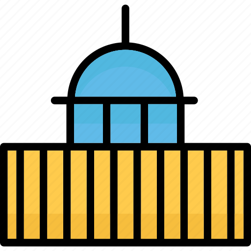 islamic building, mosque, museum, religious place icon