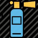 emergency, extinguisher, extinguisher security, fire extinguisher icon