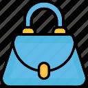 bag, hand bag, purse, shoulder bag icon