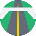 highway, path, road, route, thoroughfare