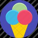 cake cone, dessert, cup cone, ice cone, sweet food, ice cream