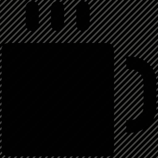 coffee cup, cup, hot drink, hot tea, tea, tea cup icon
