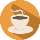 beverages, coffee, drinks, travel icon