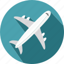 air, pilot, planes, travel, vehicle icon