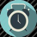 alarm, clock, time, travel icon