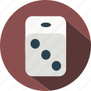 dice, gamble, game, roll icon, travel icon