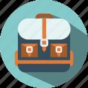 hand bag, move, pair, travel icon