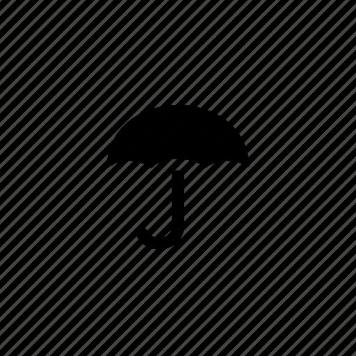 amenities, travel, umbrella icon