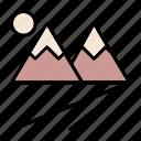 adventure, climb, high, mountain, mountains