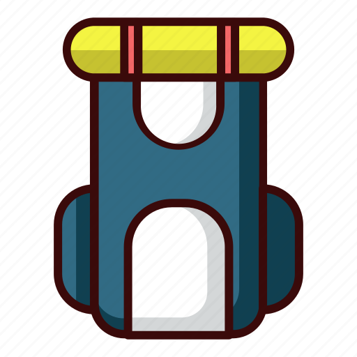 bag, hiking, mountain, ransel, travel icon