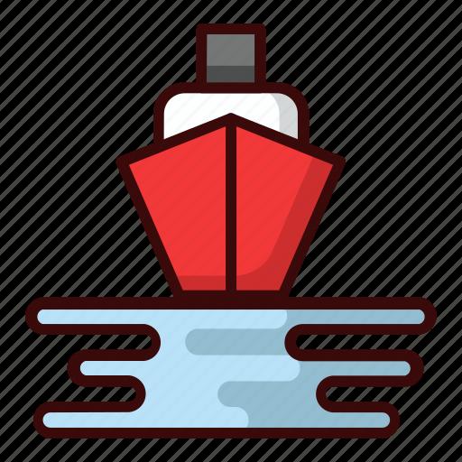 hairbour, sailor, sea, ship, transportation, travel icon