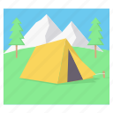 tent, holiday, holidays, outdoor, vacation