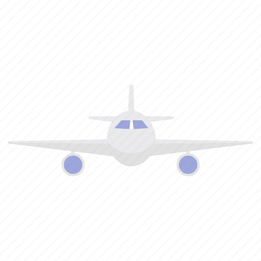aeroplane, air, airplane, flight, fly, plane, travel icon