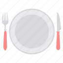 cooking, dinner, food, kitchen, plate, restaurant, spoon icon