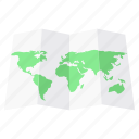 country, direction, flag, map, navigation, place, world icon