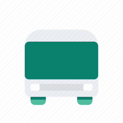 bus, holiday, hotel, travel, vacation icon