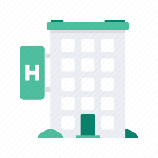 building, holiday, hotel, travel, vacation icon