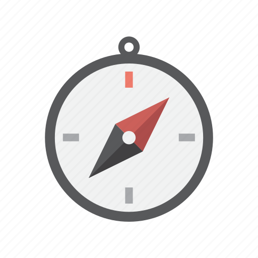 compass, gadget, holiday, north, travel, vacation icon