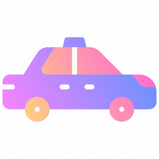 car, holiday, taxi, tourism, tourist, travel, vacation icon
