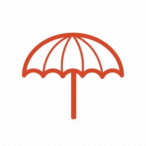 holliday, rain, summer, sun, travel, umbrella icon