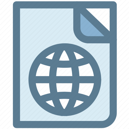 atlas, map, maps, passport, travel icon