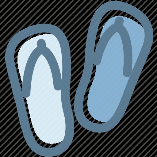 beach, flip flops, holiday, holidays, hotel, travel icon
